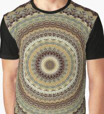 Earth Mandala 7 Graphic T-Shirt
