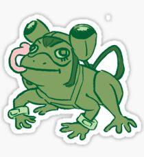 Froppy! Sticker