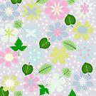 pastel print by aldona