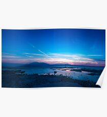 Garda Lake Poster