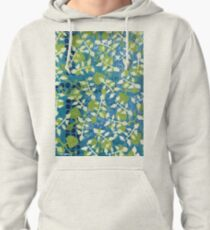 """""""Greenery"""" by Margo Humphries Pullover Hoodie"""
