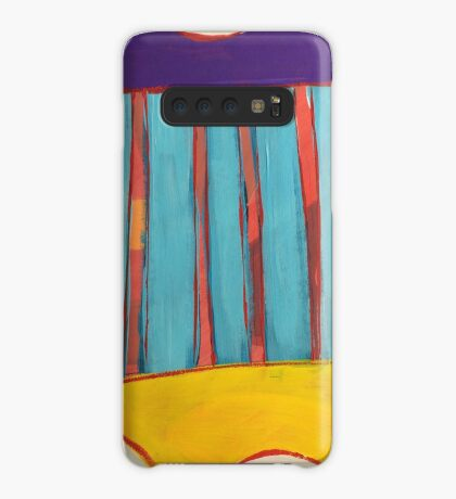 Bunting by Margo Humphries Case/Skin for Samsung Galaxy