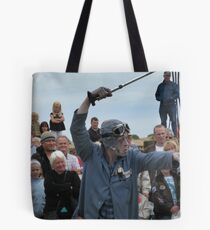 Street performer Tote Bag