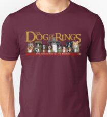 The Fellowship of the Borders T-Shirt