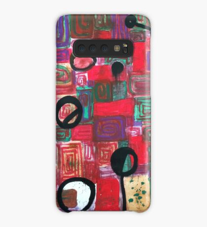 Repeat by Margo Humphries Case/Skin for Samsung Galaxy