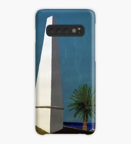 Newcastle Obelisk by Margo Humphries Case/Skin for Samsung Galaxy