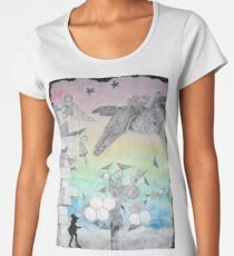 Night Stalkers at Dusk Women's Premium T-Shirt