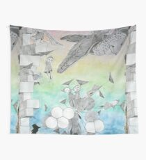 Night Stalkers at Dusk Wall Tapestry