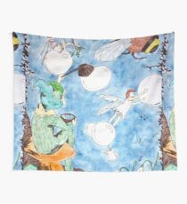 Elves & Fairies Wall Tapestry