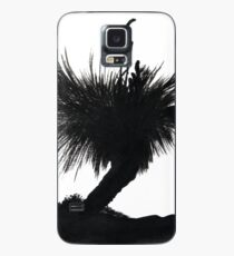 Silhouette Tree Case/Skin for Samsung Galaxy