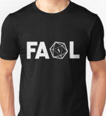 Nat 1 FAIL T-Shirt