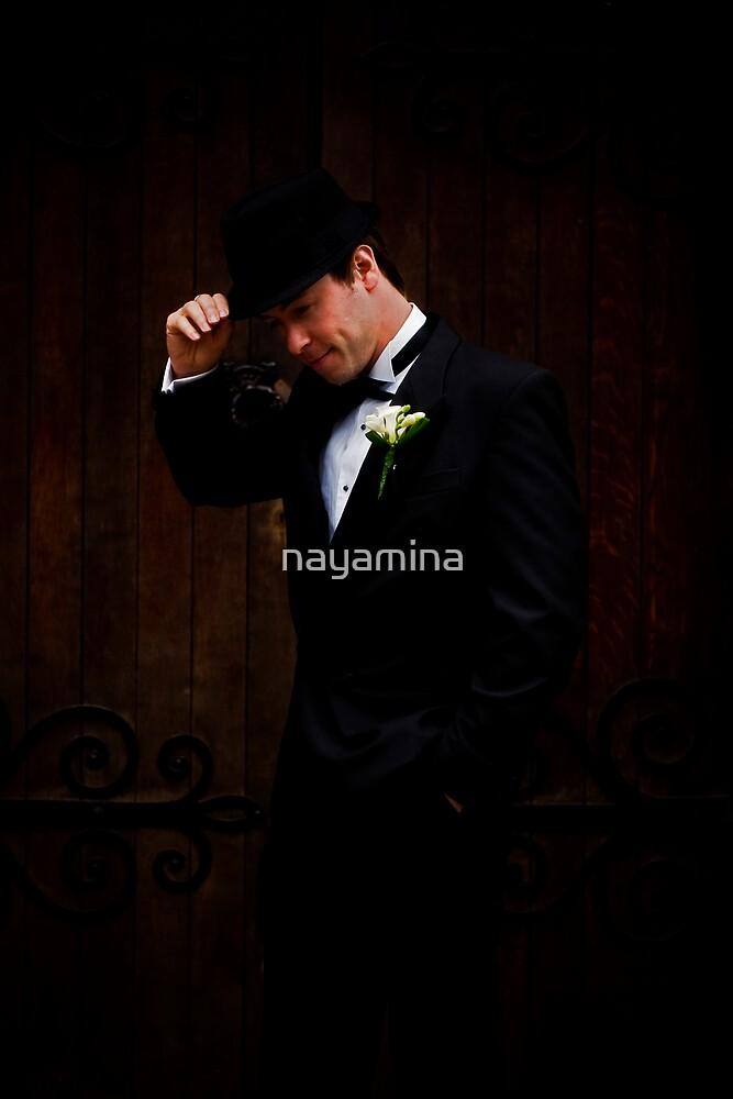 Mafia Style Groom by nayamina