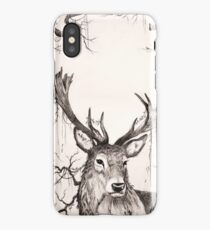 Within The Sleeping Forest  iPhone Case
