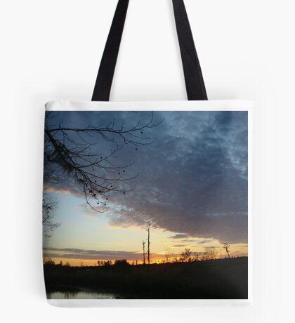 Sunset Extravaganza Tote Bag