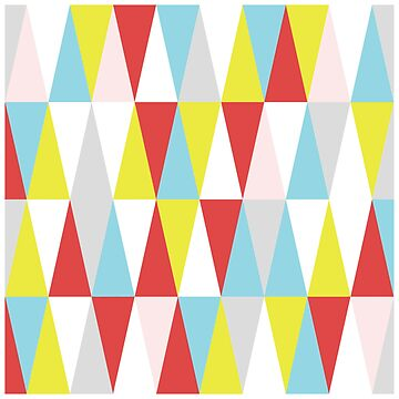 Geometric Triangle by MyArt23