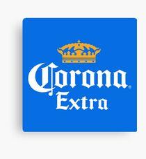 corona extra Canvas Print