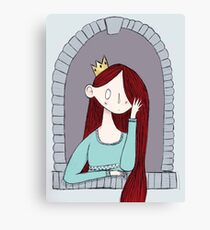 Princess Canvas Print