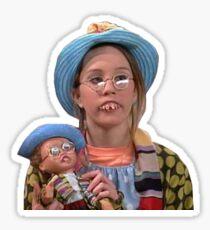 MAH HAH Sticker