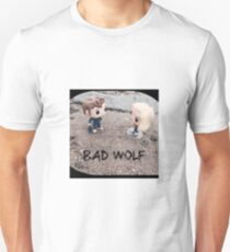 Doctor Who, Bad Wolf. T-Shirt