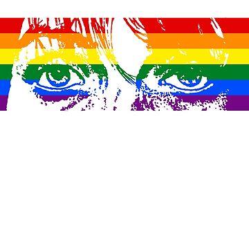 Pride eyes by wearingpride