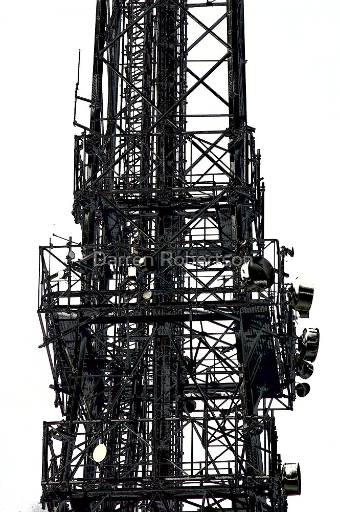 Crystal Palace Transmission Mast (2007) by Darren Robertson