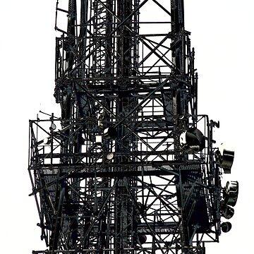 Crystal Palace Transmission Mast (2007) by djaphotography