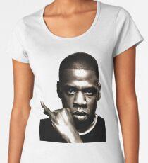 jay z moonlight Women's Premium T-Shirt