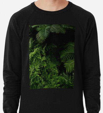 Tropischer Dschungel Leichter Pullover