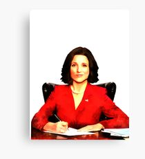 Veep series Canvas Print