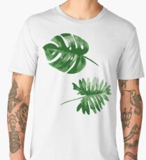 Monstera  Men's Premium T-Shirt