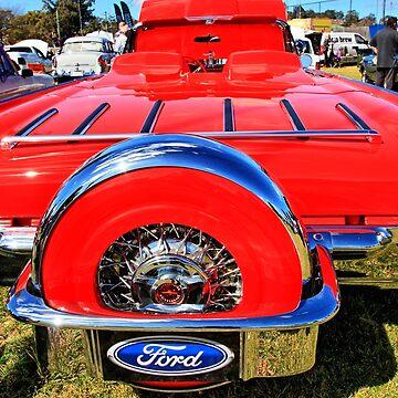 1962 Thunderbird. by Ian17