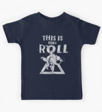 Jiu Jitsu Shirt for BJJ lovers Kids Clothes