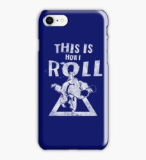 Jiu Jitsu Shirt for BJJ lovers iPhone Case/Skin