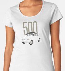 The Amazing Fiat 500 Women's Premium T-Shirt