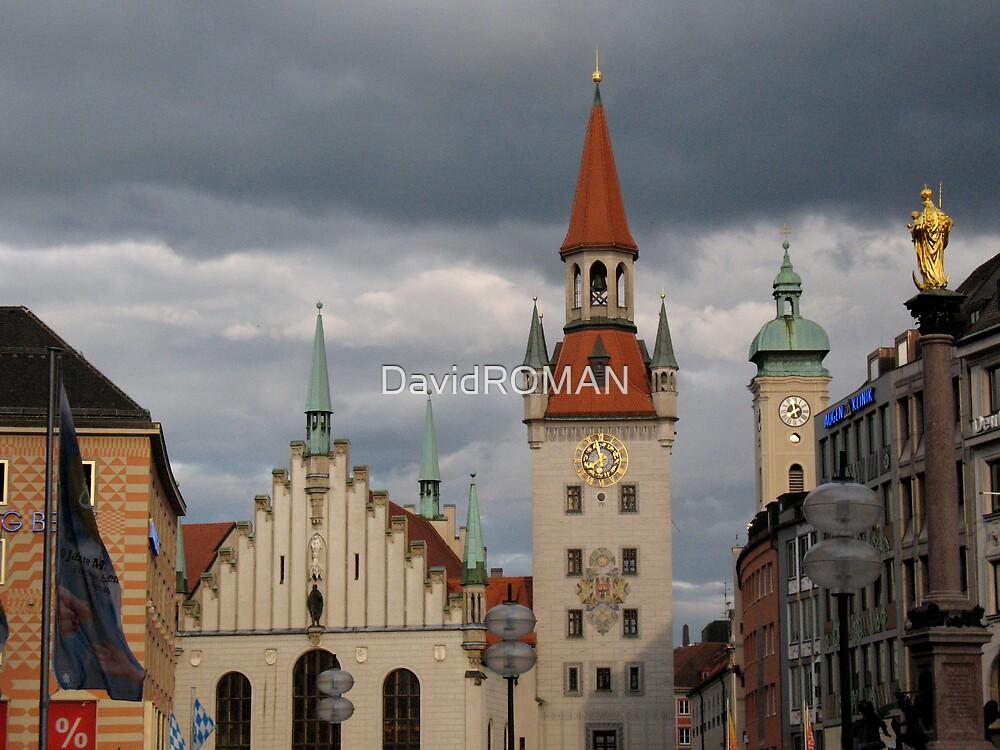 Munich  by DavidROMAN