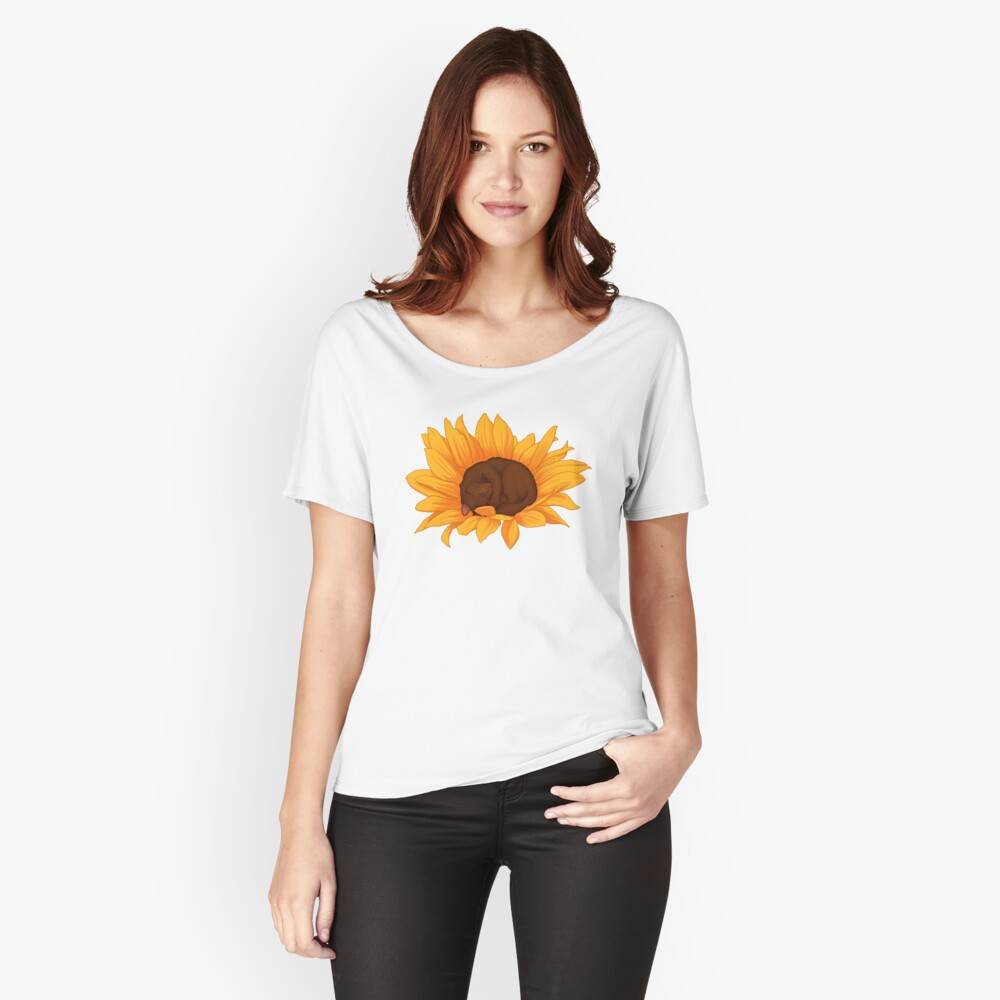 Sonnenstrahl Loose Fit T-Shirt