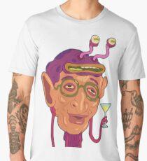 Jeff Goldblum Alien (Rick & Morty) Men's Premium T-Shirt