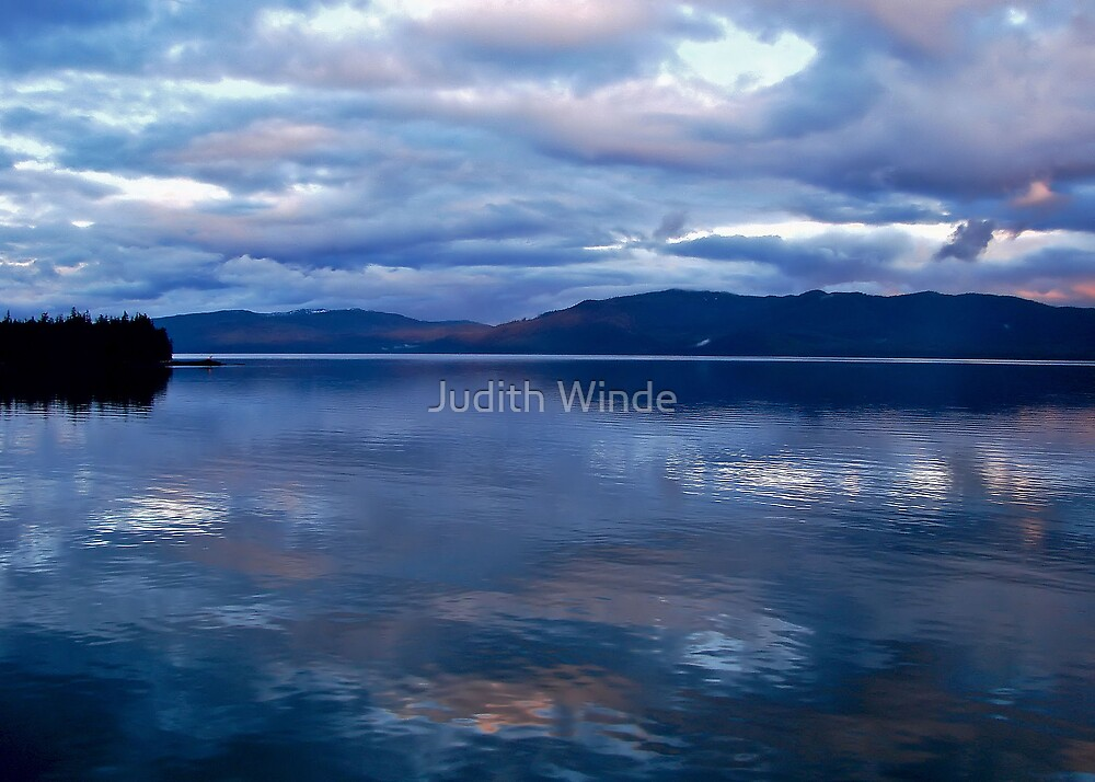 Day's End by Judith Winde