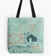 imaginary scenery  Tote Bag