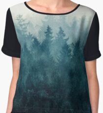 The Heart Of My Heart // So Far From Home Edit Women's Chiffon Top