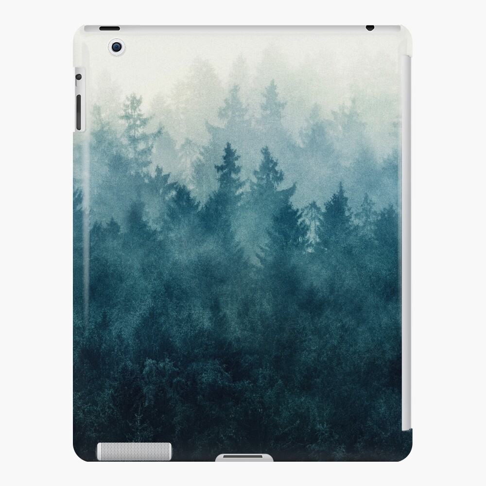 The Heart Of My Heart // So Far From Home Edit iPad Case & Skin