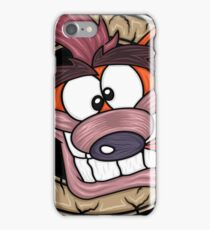 N Sane Face iPhone Case/Skin