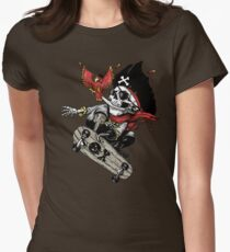 All hands on Deck Womens Fitted T-Shirt