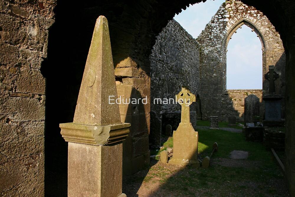 celtic church by Edward  manley