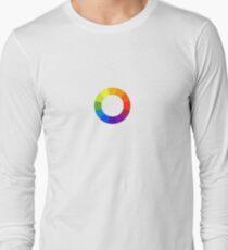 Pantone color wheel Long Sleeve T-Shirt