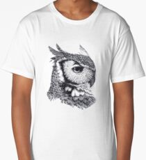 Owl Long T-Shirt