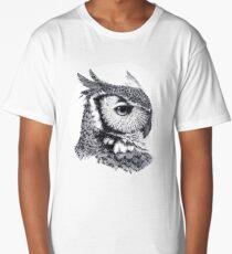 Owl Long T-Shirt