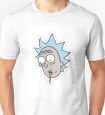 Rick and Morty Drunk Scientist T-Shirt