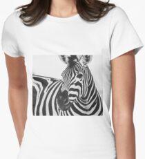 The Thoughtful Zebra T-Shirt