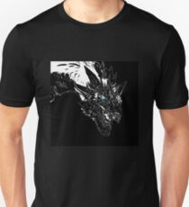 Viserion the Army of the Dead Dragon Unisex T-Shirt